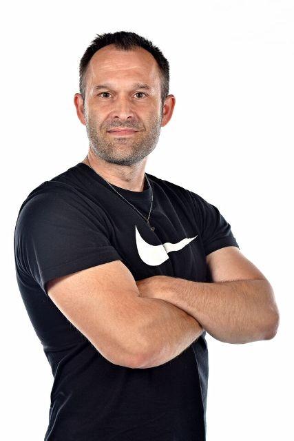 Tornádo Sport: Fitness trenér Miroslav Morgenstern.
