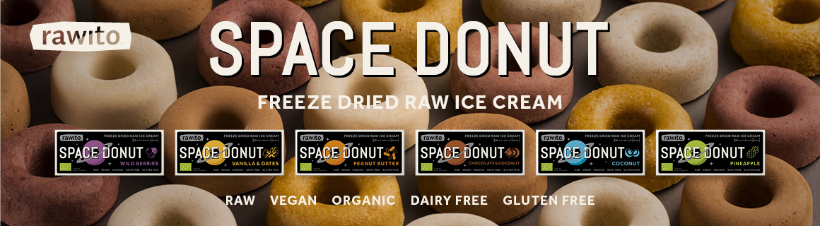 RAWITO space donut